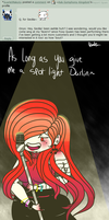 Question 14: Gimme A Spotlight~ by Ask-Symphony-Kingdom