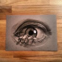 The Eye by Nis-Staack