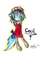 ChibiCom :: Cecil by ShadowSinty