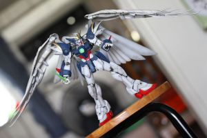 PG Wing Zero Custom 2 by UbersCosplay