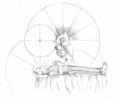 Doodle: Death Bed by thecruelseasons