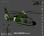 SPEC OPS rescue Chopper by DamianHandy