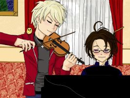 Our Life in D Major by Hikari-Kaitou