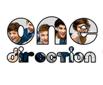 Texto PNG One Direction (Pedido 1) by Textos-Png-By-Paau