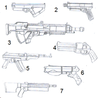 Saga Weapons Pt. 15 by cpi