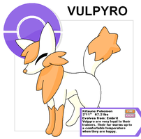 VULPYRO old by Cerulebell