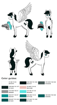 Ref Sheet: Knight by DarkHestur
