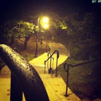 My Walk Home... at 1am by Justpeacheyy