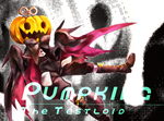 UTAU:  Pumpking the Testloid by cafe-star