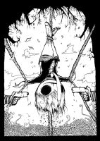 The Hanged Man by quick2004
