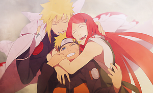 Naruto's family by Undopantz