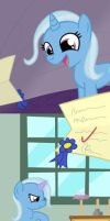 Trixie's Story by matrix541