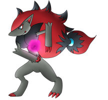Zoroark. by The-3Dan
