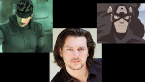 Voice Actor - David Hayter by TheDemonsReflection