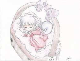 cute inuyasha by devil943