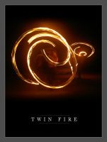 Twin Fire by Redrum8
