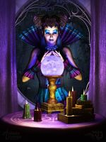 Wicked Fortuity by RavenMoonDesigns