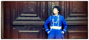 Roy Mustang Cosplay by RoxiiCosplay
