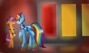 Rainbow Factory by Fizzy68