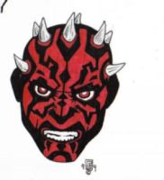 Darth Maul from '99 by MARR-PHEOS