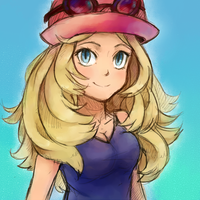 Serena - mouse art^u^ by Tymkiev