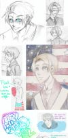 EH: Hetalia Randomocity by ExclusivelyHetalia