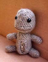 Sackboy by meteorstorm