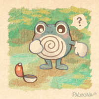 poliwhirl by Paleona