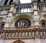 The Eyes of Notre Dame I by nineblind