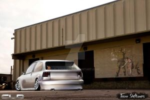 1993 Citroen ZX by CLD by ClaudaoCLD