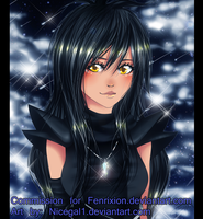 OC Comm: Fenrixion by nicegal1