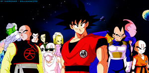Universe 7 - Universe Survival 90s by naironkr