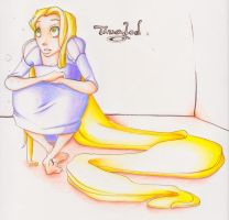 Tangled Time by BlissfulGold