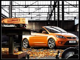 Ford Focus CC ST by GoodieDesign