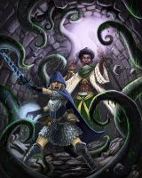 Black Tentacles Legendary by Patmos