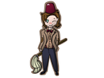 Eleventh Doctor by Spritesprite48
