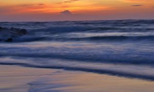 .: A Birthday Sunrise at Vilano Beach :. by AdARDurden