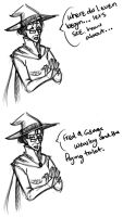 Ask Hogwarts by CheleKat