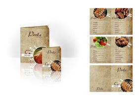 Perla Plaza Menu by Kostadinov