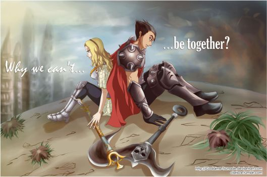 Why we can't be together? by Godaime-Tsunade