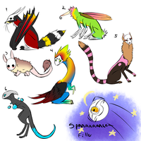 random creatures adopts closed by eco226