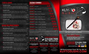 Kuy-to Sushi Restaurant by olivierxsessive
