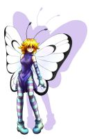Butterfree by Petey-chan