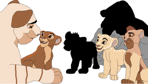 Free Lion Adoptables -CLOSED- by GoldenBunny44