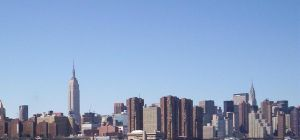 New York Skyline - Stock by photofreak-stock