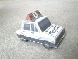 MML1 Police Car by pandm101