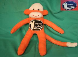 Marengo Merchants sock monkey by Mab-overthrown