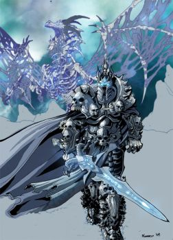 Lich King Colors WIP by ProSoul