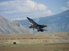 Blue Angel 5 Max takeoff power by Qphacs
