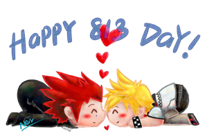 Happy Akuroku Day 2013 by neir-2-you